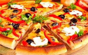 Заказать бесплатную пиццу