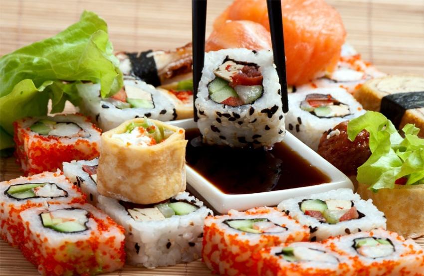 Доставка суши в самаре на заказ