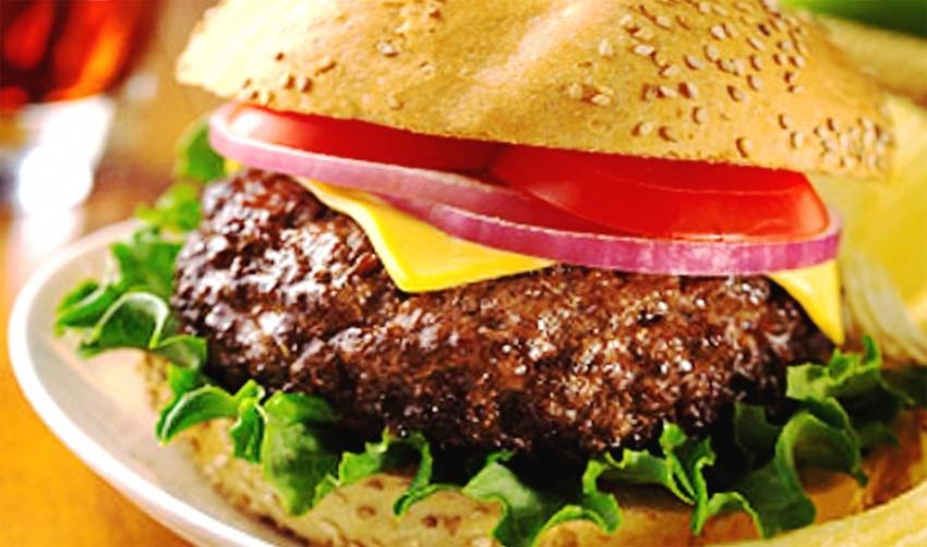 Доставка бургера на заказ