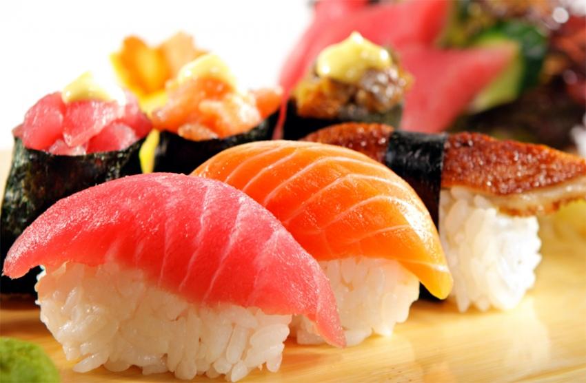 Доставка суши в уфе на заказ