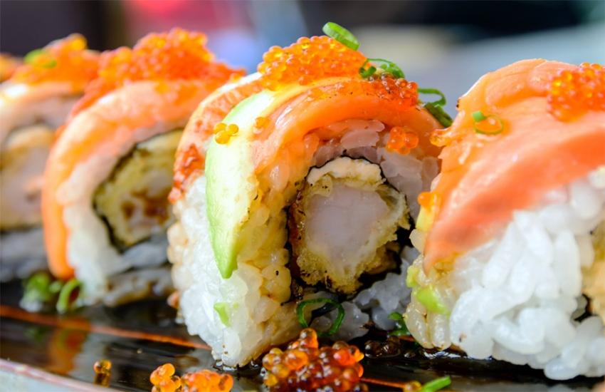 Доставка суши в тольятти на заказ