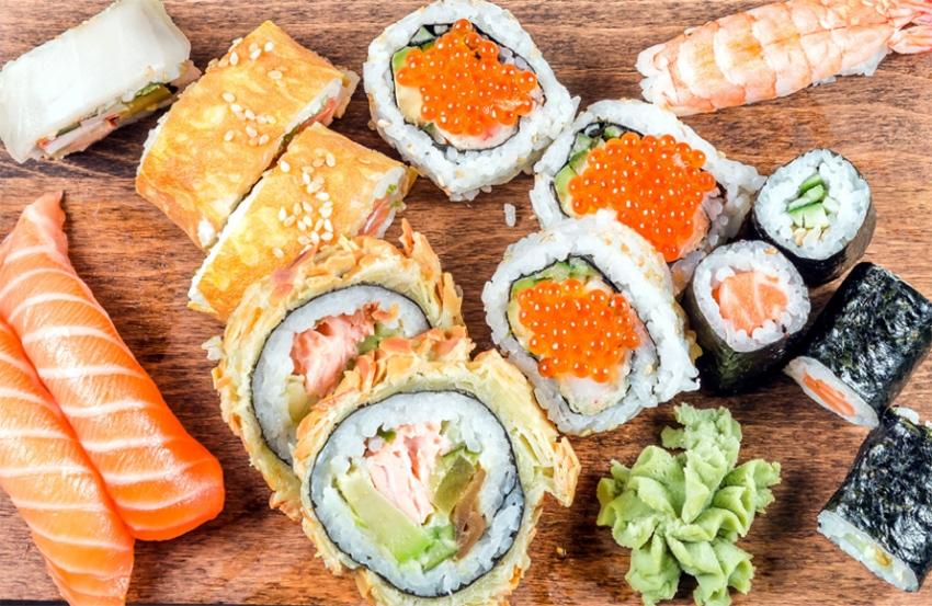 Доставка суши в туле на заказ