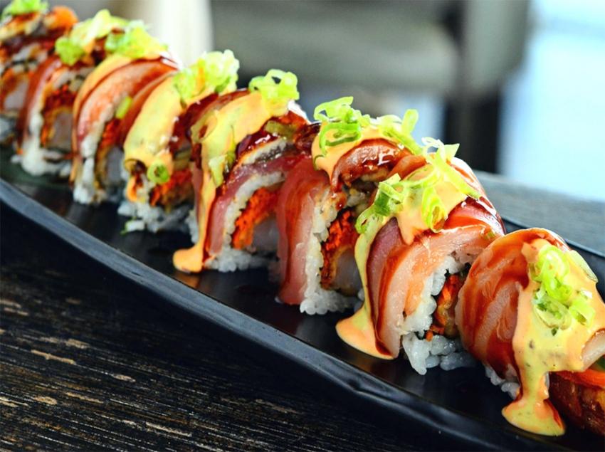 Доставка суши в серпухове на заказ