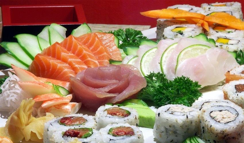 Доставка суши в твери на заказ