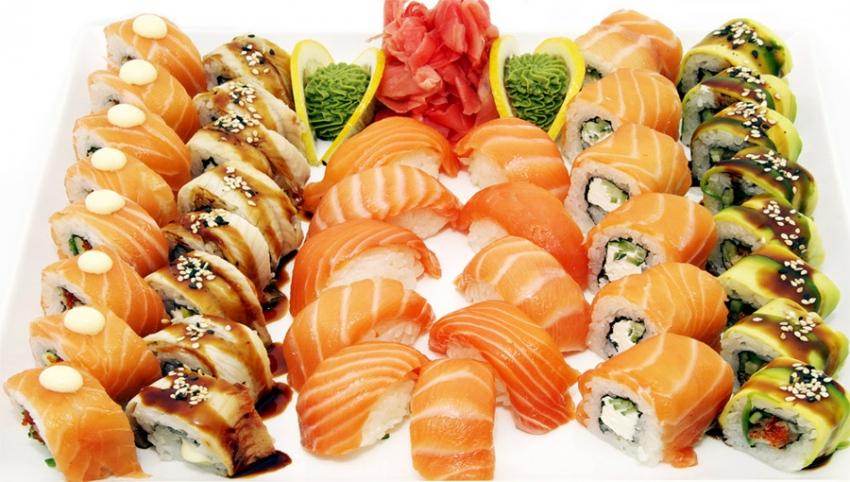 Доставка суши в ярославле на заказ