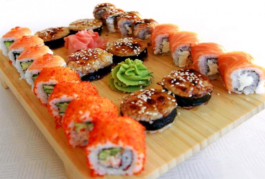 Доставка суши в электростале на заказ