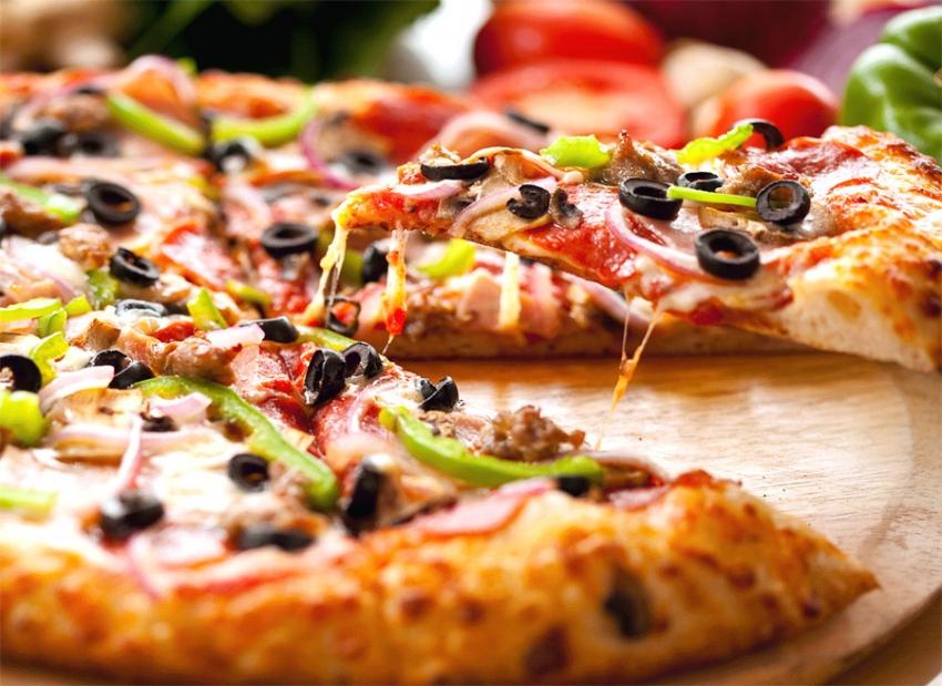 Фото пиццы с официального сайта