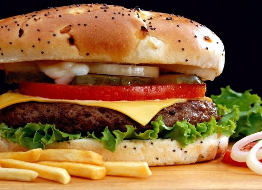 Доставка бургеров в москве на заказ