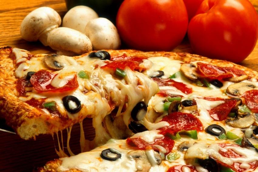 ТОП-7 лучших пицц