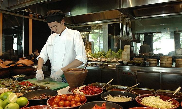 Тайский повар