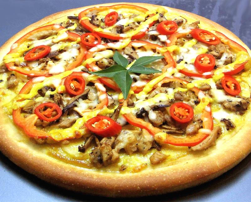 Доставка пиццы в хабаровске на заказ