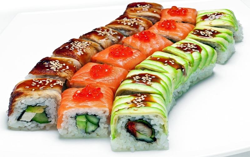 Доставка суши в барнауле на заказ