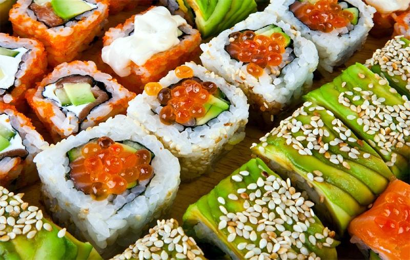 Доставка суши в жулебино на заказ
