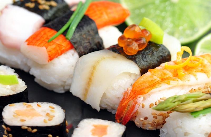 Доставка суши в зеленограде на заказ