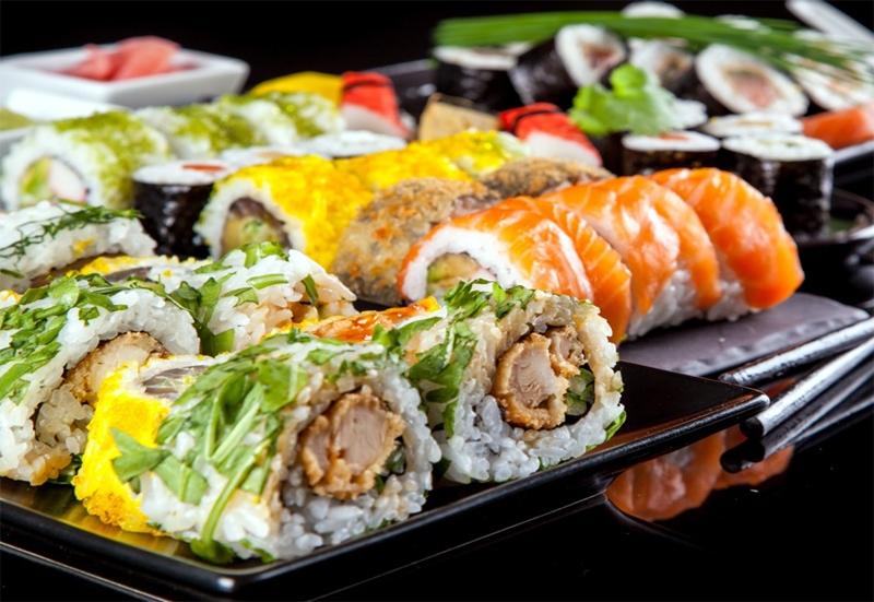 Доставка суши в иркутске на заказ