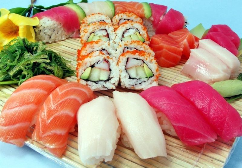 Доставка суши в ивантеевке на заказ
