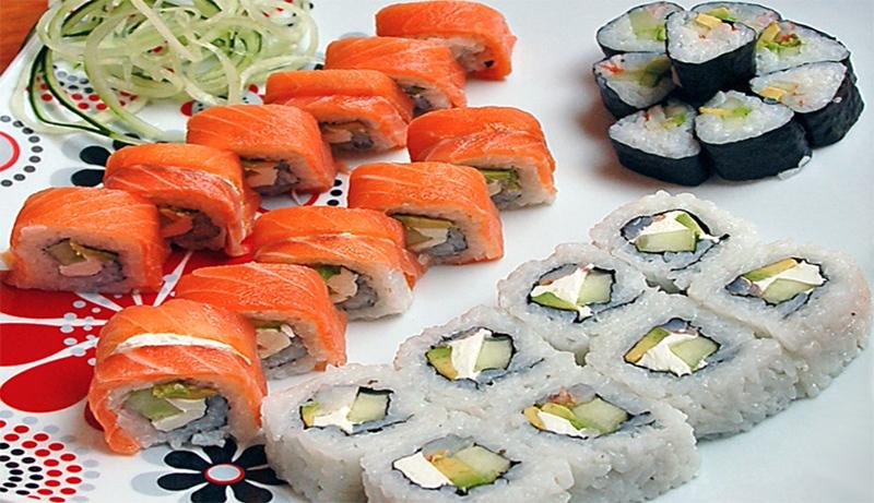 Доставка суши в королеве на заказ