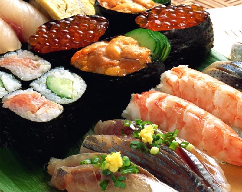 Доставка суши в кемерово на заказ