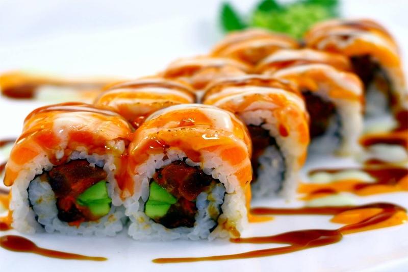 Доставка суши в красноярске на заказ
