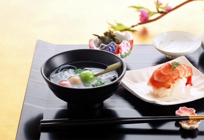 Полезная кухня Японии