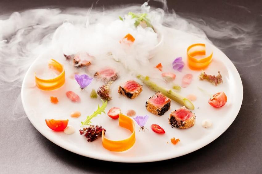 Физик на кухне: молекулярная гастрономия
